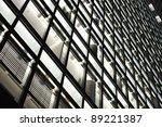 modern building  part of  night ... | Shutterstock . vector #89221387