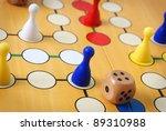 ludo | Shutterstock . vector #89310988