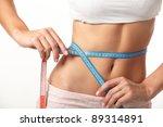 healthy lifestyles concept | Shutterstock . vector #89314891