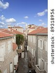 old town | Shutterstock . vector #89318956