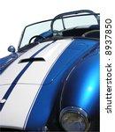 cobra convertible   Shutterstock . vector #8937850