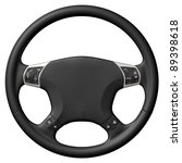 steering wheel | Shutterstock . vector #89398618