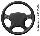 steering wheel | Shutterstock . vector #89398618