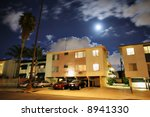Residential Street With...