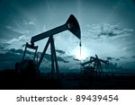 oil and gas industry.... | Shutterstock . vector #89439454