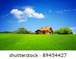 new house | Shutterstock . vector #89454427