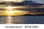 Sunset On Isabela  Galapagos