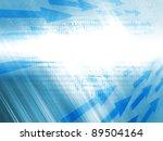source code technology... | Shutterstock . vector #89504164
