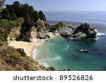 Pacific Ocean  California  Usa