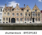 Historical Houses Along The...