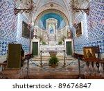 john the baptist belfry  ein... | Shutterstock . vector #89676847