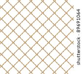 rope net  transparent  | Shutterstock .eps vector #89691064