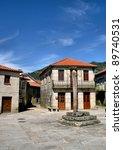 pelourinho do soajo in north of ... | Shutterstock . vector #89740531