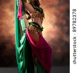 Beautiful Exotic Belly Dancer...