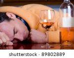 to be drunk | Shutterstock . vector #89802889