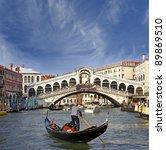 Rialto Bridge  Grand Canal ...