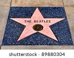 Постер, плакат: The Beatles star in