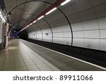 London Underground Train...