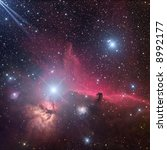 Orion's Belt Nebular Complex