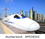 High Speed Trains In The...