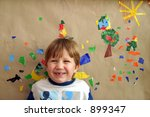 baby child face | Shutterstock . vector #899347