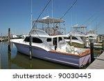 fishing boats | Shutterstock . vector #90030445