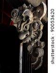 Thai Devil Statue
