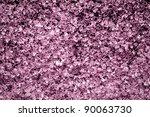 purple crystals | Shutterstock . vector #90063730