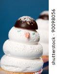 christmas cupcake   Shutterstock . vector #90098056