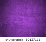 Rich Vibrant Purple Background...