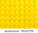Yellow Plastic Construction...