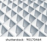 abstract architecture... | Shutterstock . vector #90170464
