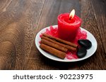Aromatherapy Candle With...