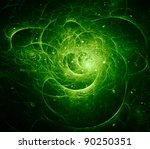 Cosmic Abstract Background