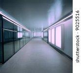 corridor | Shutterstock . vector #9025516