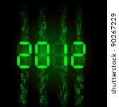 Set Of Digital Numbers   Twent...