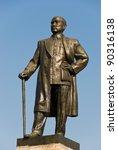 Bronze Statue Of Sun Yat Sen...