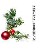 Photo Of A Christmas Decoratio...