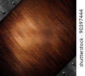metal plate | Shutterstock . vector #90397444