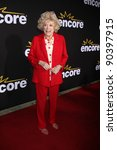 """Small photo of LOS ANGELES - DEC 7: Phyllis Diller arrives at the Premiere Of Encore's """"Method To The Madness Of Jerry Lewis"""" at Paramount Studios Theater on December 7, 2011 in Los Angeles, CA"""