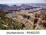 grand canyon south - stock photo