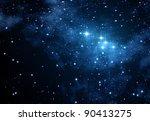 Stars Background  Space Textur...
