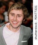 Small photo of James Buckley arriving for The Inbetweeners, The Movie, film premiere at the Vue Leicester Square, London. 16/08/2011 Picture by: Alexandra Glen / Featureflash