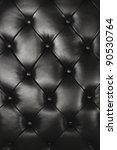black leather texture decorate...