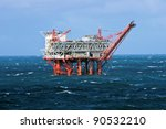 Gulf Of Mexico Oil Drilling Ri...
