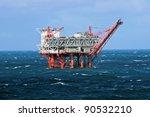 Gulf Of Mexico Oil Drilling Ri...