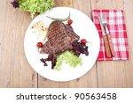 meat food   roast steak...