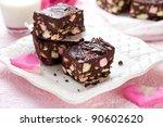 Chocolate Bars With...