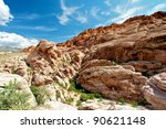 Scenic View  Red Rock Canyon...