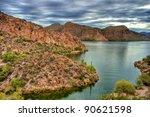 Apache Trail Near Phoenix...